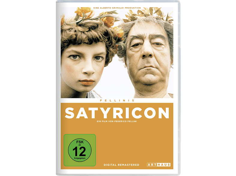 Satyricon [DVD]
