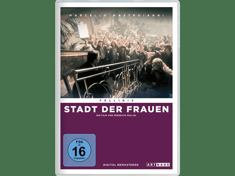Fellinis Stadt der Frauen [DVD]