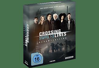 Crossing Lines - 1.-3. Staffel - Gesamtedition Blu-ray