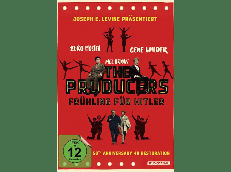 The Producers - Frühling für Hitler - 50th Anniv. [DVD]