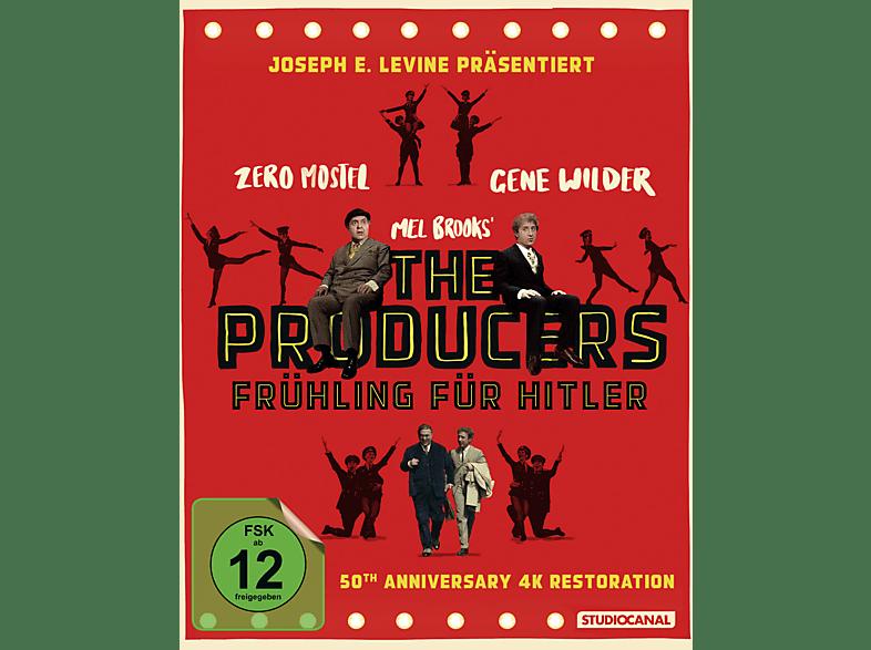 The Producers - Frühling für Hitler - 50th Anniv. [Blu-ray]