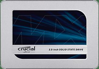 CRUCIAL MX500, 500 GB, SSD, 2,5 Zoll, intern