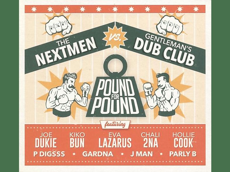 The Vs Gentleman's Dub Club Nextmen - Pound For Pound [Vinyl]