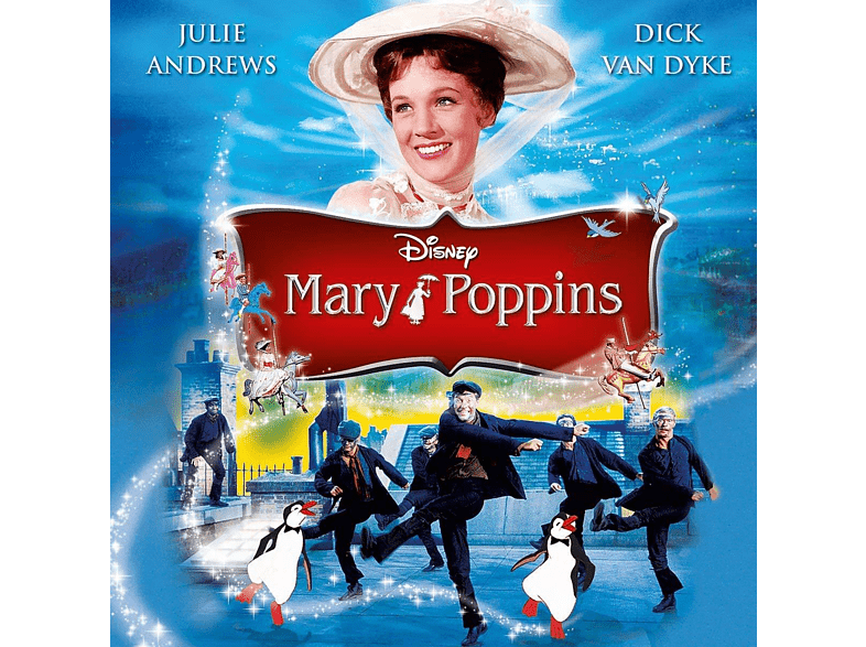 VARIOUS - Mary Poppins: The Original M.Picture Soundtrack [CD]