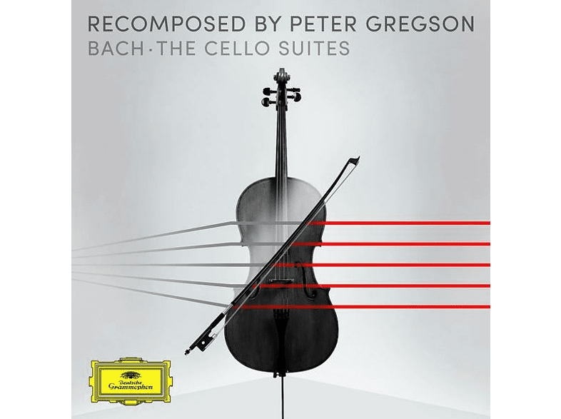 VARIOUS - Recomposed By Peter Gregson: Bach-Cello Suites [CD]