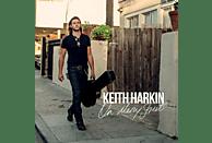 Keith Harkin - On Mercy Street [CD]