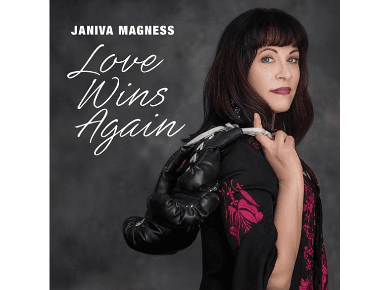 Janiva Magness - Love Wins Again [CD]