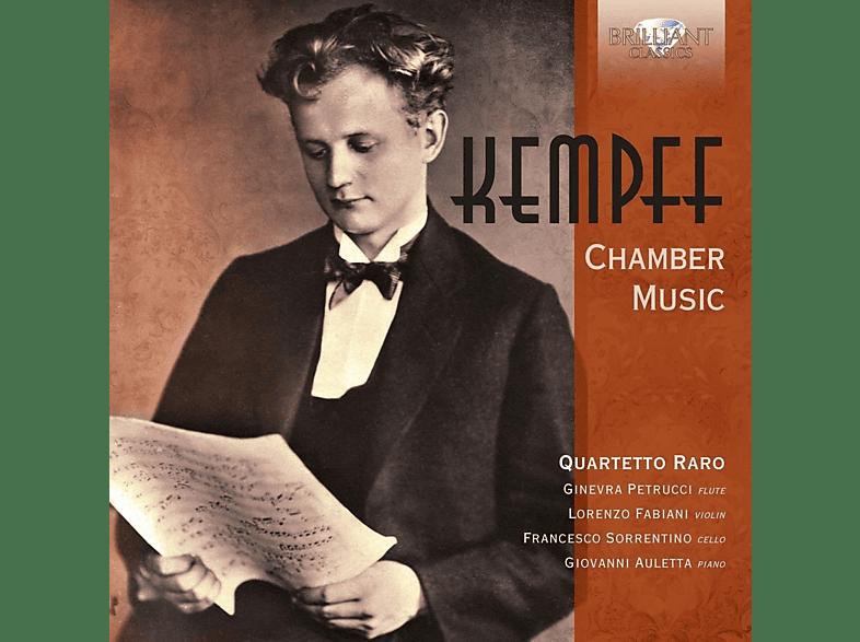 Quartetto Raro - Chamber Music [CD]
