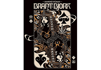 Brant Bjork - Mankind Woman (Splatter Edition)  - (Vinyl)