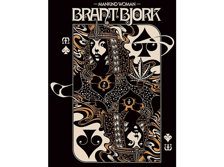 Brant Bjork - mankind woman [CD]