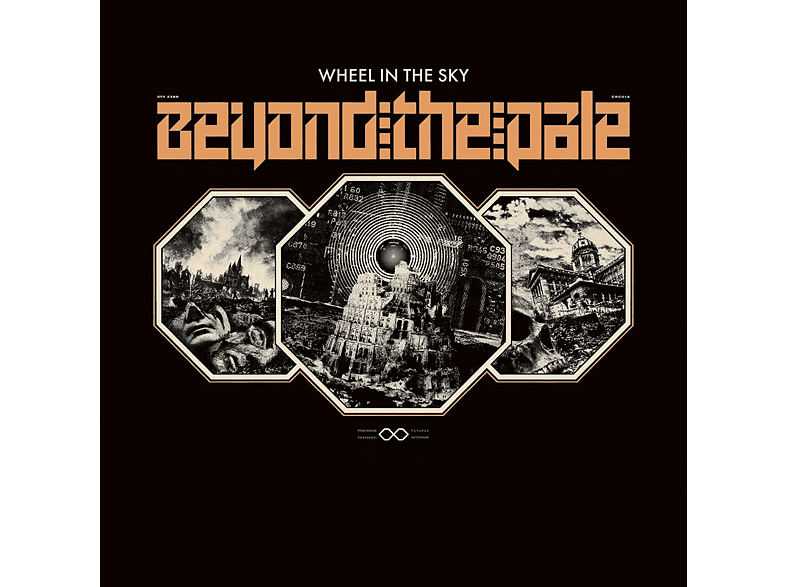 Wheel In The Sky - BEYOND THE PALE [Vinyl]