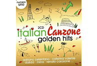 VARIOUS - ITALIAN CANZONE-GOLDEN CANZONE [CD]