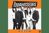 Les Envahisseurs - GARAGE MONKEYS [Vinyl]