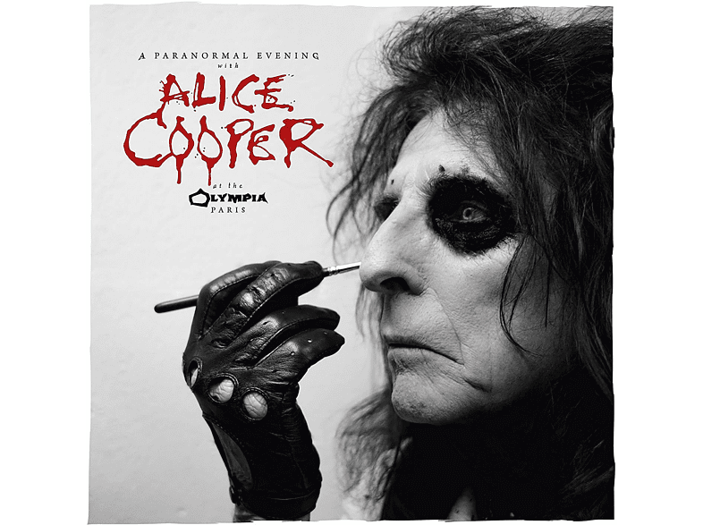 Alice Cooper - A Paranormal Evening At The Olympia Paris [LP + Download]