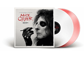 Alice Cooper - A Paranormal Evening At The Olympia Paris  - (LP + Download)
