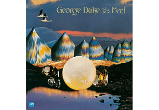 George Duke - Feel  - (Vinyl)
