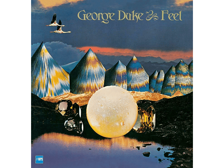 George Duke - Feel [Vinyl]