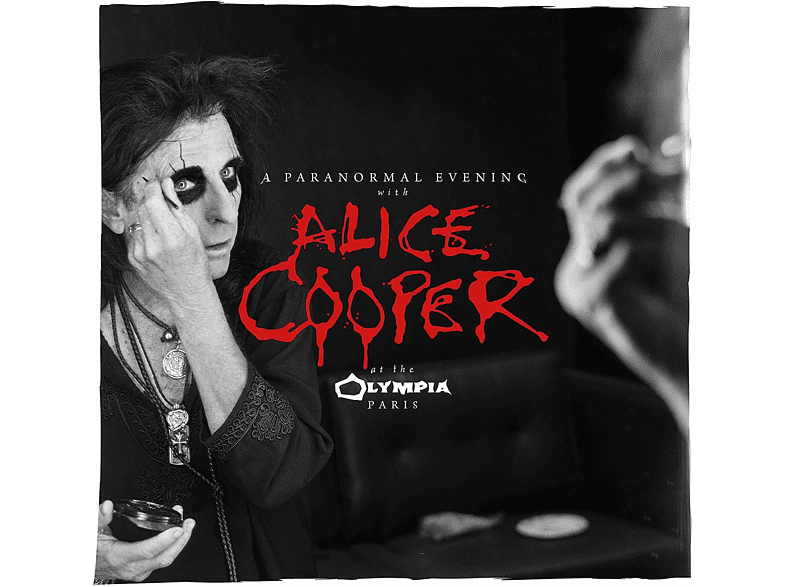 Alice Cooper - A Paranormal Evening At The Olympia Paris [CD]