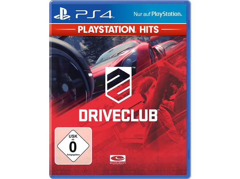 PlayStation Hits: DriveClub [PlayStation 4]
