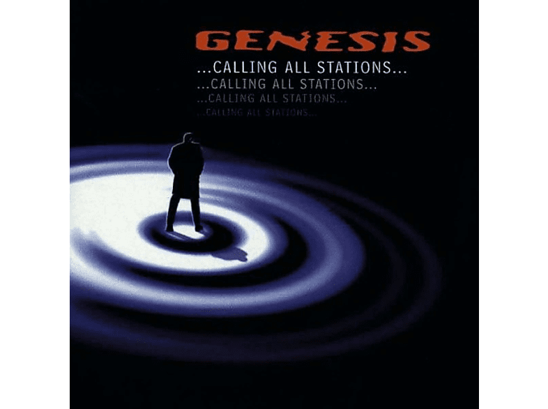 Genesis - Calling All Stations...(2018 Reissue Vinyl) [Vinyl]