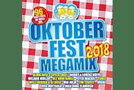 VARIOUS - Oktoberfest Megamix 2018 [CD]
