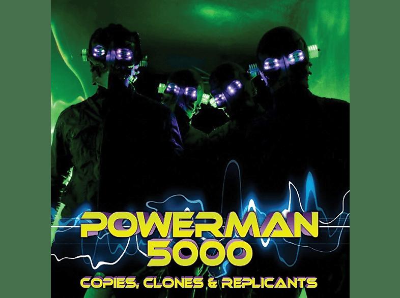 Powerman 5000 - Copies,Clones & Replicants [Vinyl]