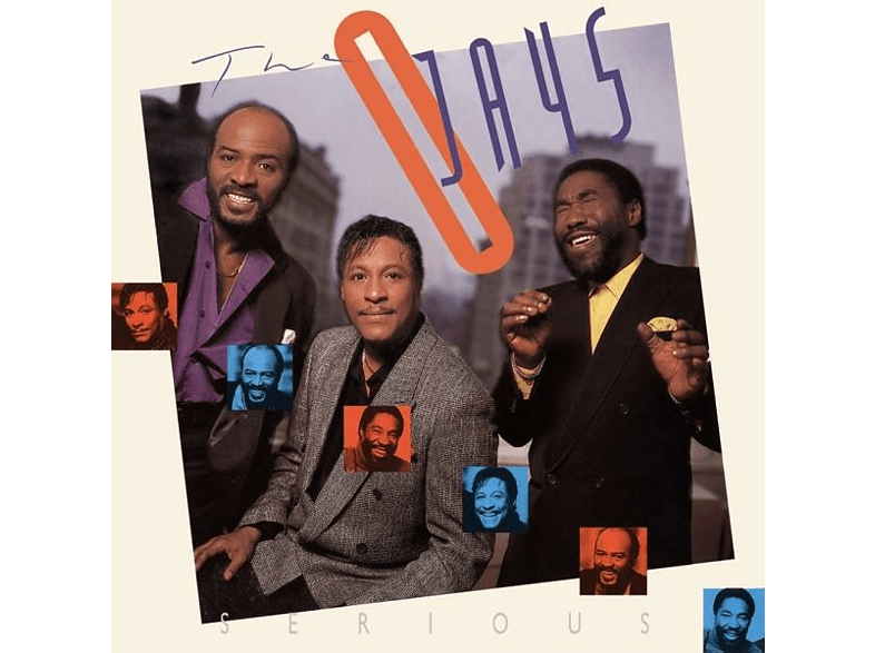 The O'Jays - Serious (Expanded Edition) [CD]