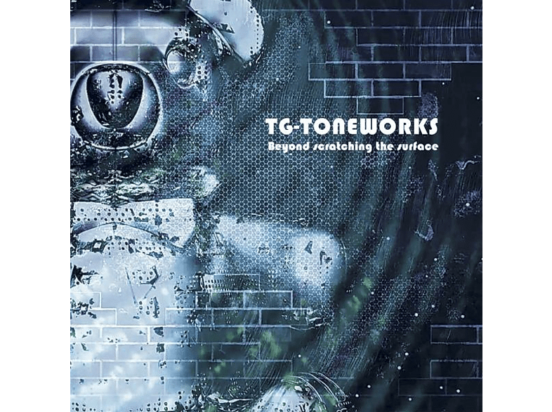 Tg-toneworks - Beyond Scratching The Surface [CD]