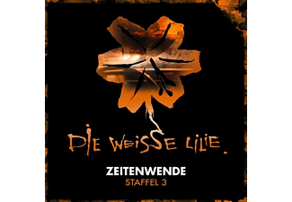 Zeitenwende-Staffel 3 (3-CD Box) - 1 CD - Science Fiction/Fantasy