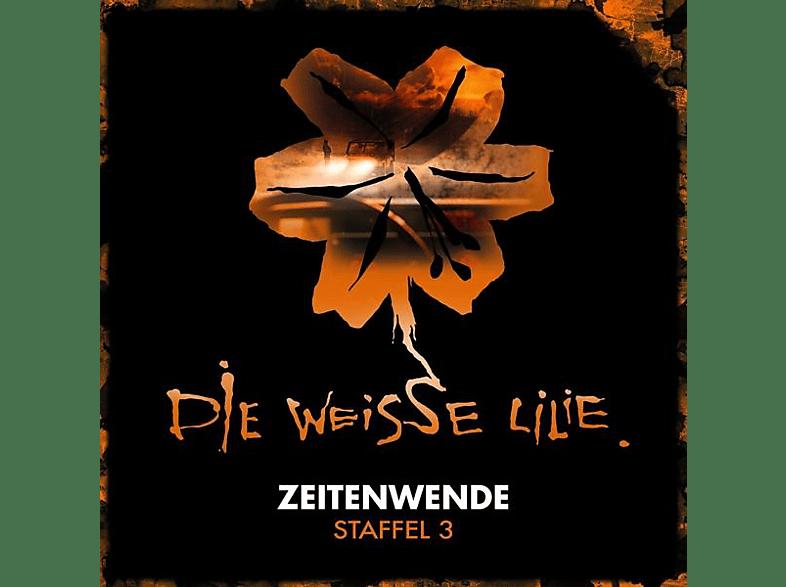 Die Weisse Lilie - Zeitenwende-Staffel 3 (3-CD Box) - (CD)
