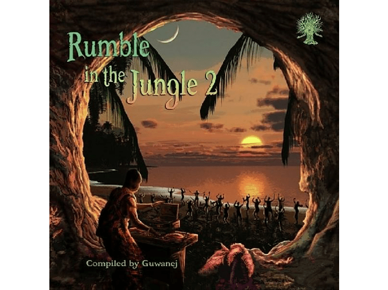 Forestdelic Records - Rumbl In The Jungle [CD]