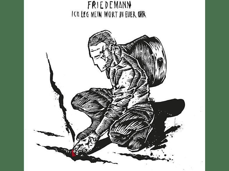 Friedemann - Ich Leg Mein Wort In Euer Ohr [LP + Download]