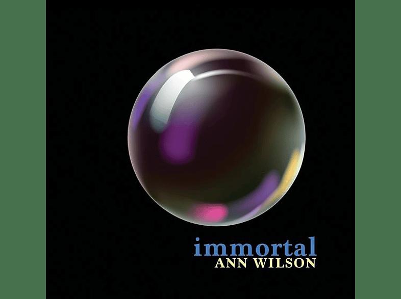 Ann Wilson - Immortal [CD]