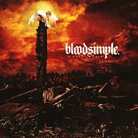 Bloodsimple - A Cruel World (ltd orange/gold mixed Vinyl) [Vinyl]