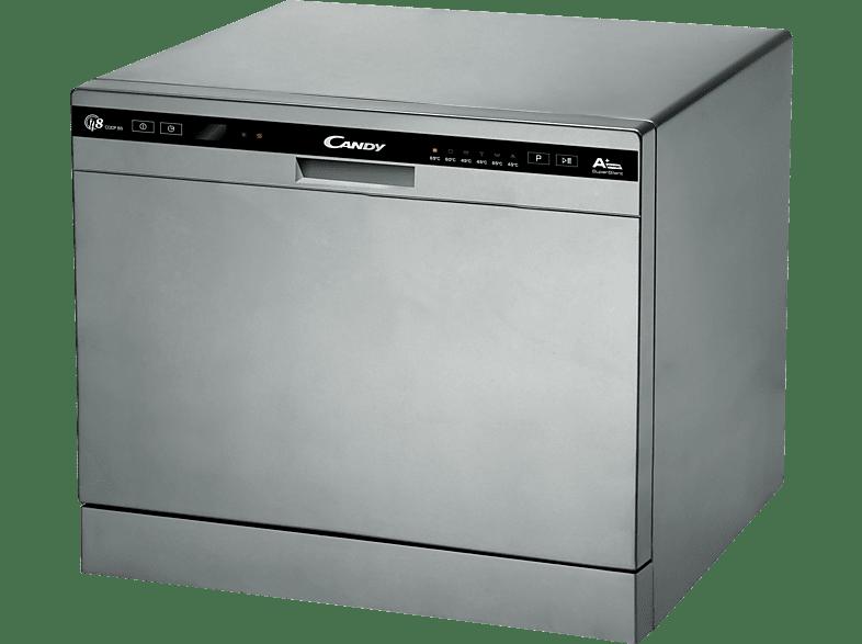 CANDY CDCP 8/E  Geschirrspüler (freistehend, 550 mm breit, 51 dB (A), A+)