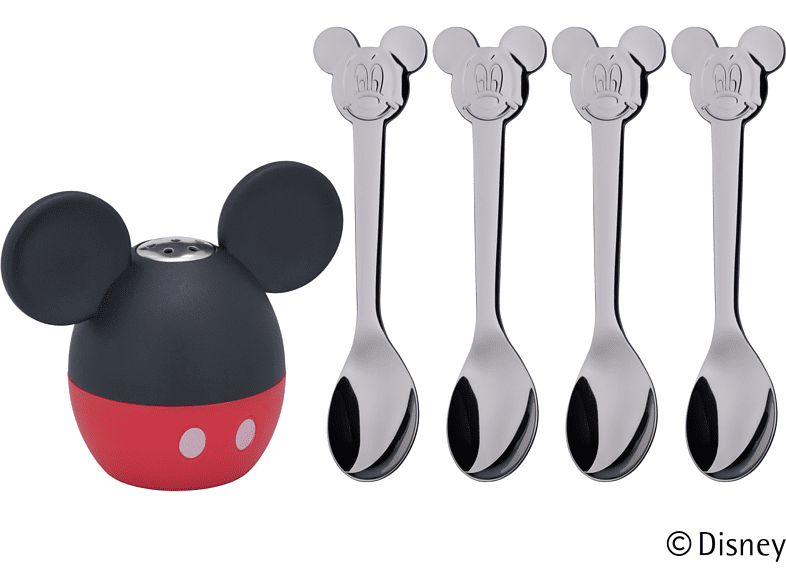 WMF 12.9639.6040 Mickey Mouse Salzstreuer