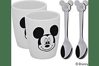 WMF 12.9644.6042 Mickey Mouse 4-tlg. Tassen-Set