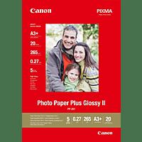 CANON Plus Glossy II PP-201  Fotopapier