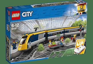 LEGO 60197 Personenzug Bausatz, Mehrfarbig