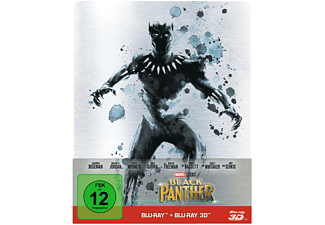 Black Panther - Limited Edition Steelbook [Blu-ray]