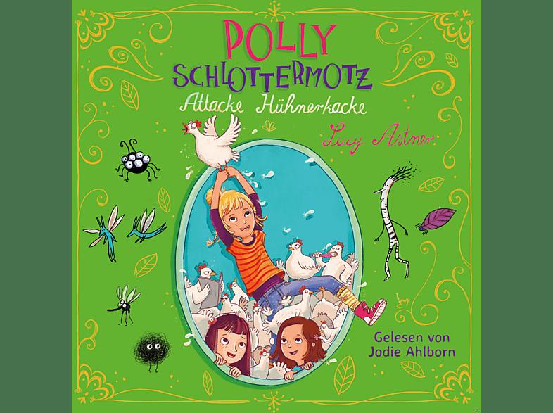 Attacke Hühnerkacke - (CD)