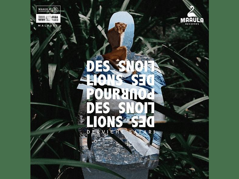 Des Lions Pour Des Lions - Derviche Safari [Vinyl]