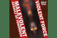 Violent Force - Malevolent Assault Of Tomorrow (Red Vinyl) [Vinyl]