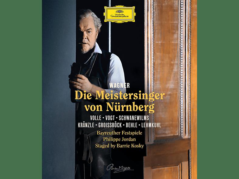 Michael Volle, Festspielchor Bayreuth - Wagner: Die Meistersinger Von Nürnberg 20.07.2018 [Blu-ray]