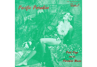 Paul -& His Paradise- Page - Pacific Paradise - (Vinyl)