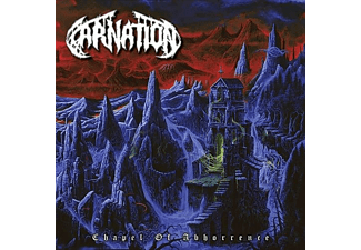 Carnation - Chapel Of Abhorrence (Black Vinyl Gatefold)  - (Vinyl)