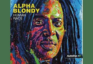 Alpha Blondy - Human Race  - (CD)