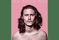 Jan Felix May - RED MESSIAH [Vinyl]