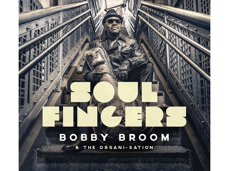Bobby Broom - SOUL FINGERS [Vinyl]