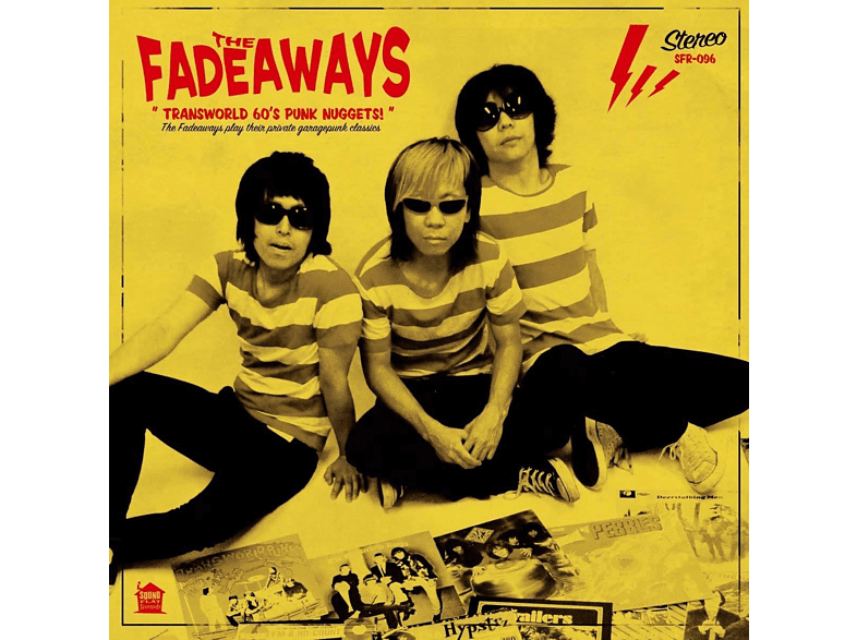 Fadeaways - Transworld 60's Punk Nuggets [CD]